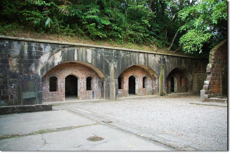 大武崙砲台營房 6