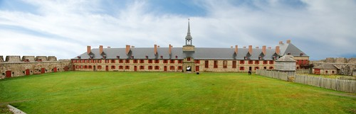 Fortress Louisbourg pano