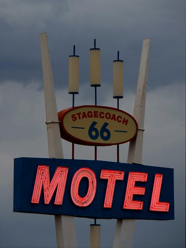 Stagecoach 66 Motel, Route 66, Seligman, Arizona | by RoadTripMemories