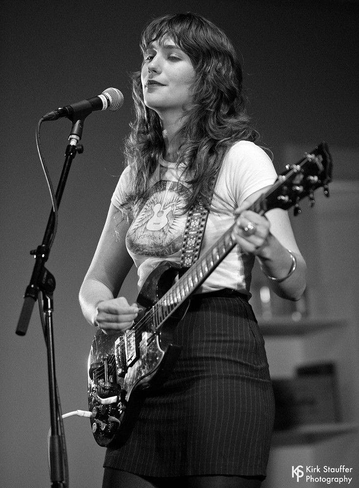 Image result for Lola Kirke playing guitar