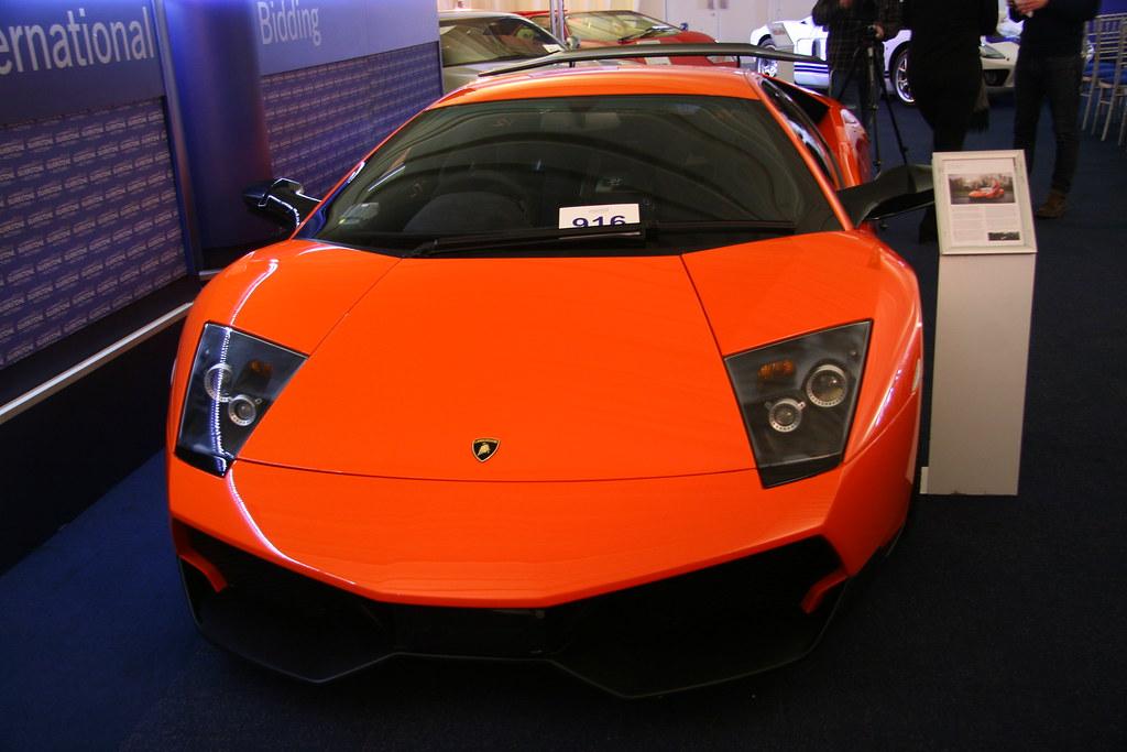 2010 Lamborghini Murcielago Lp670 4 Superveloce Chasis Ala Flickr