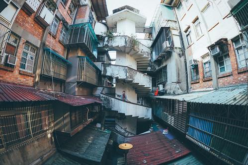 南機場國宅|台北 萬華