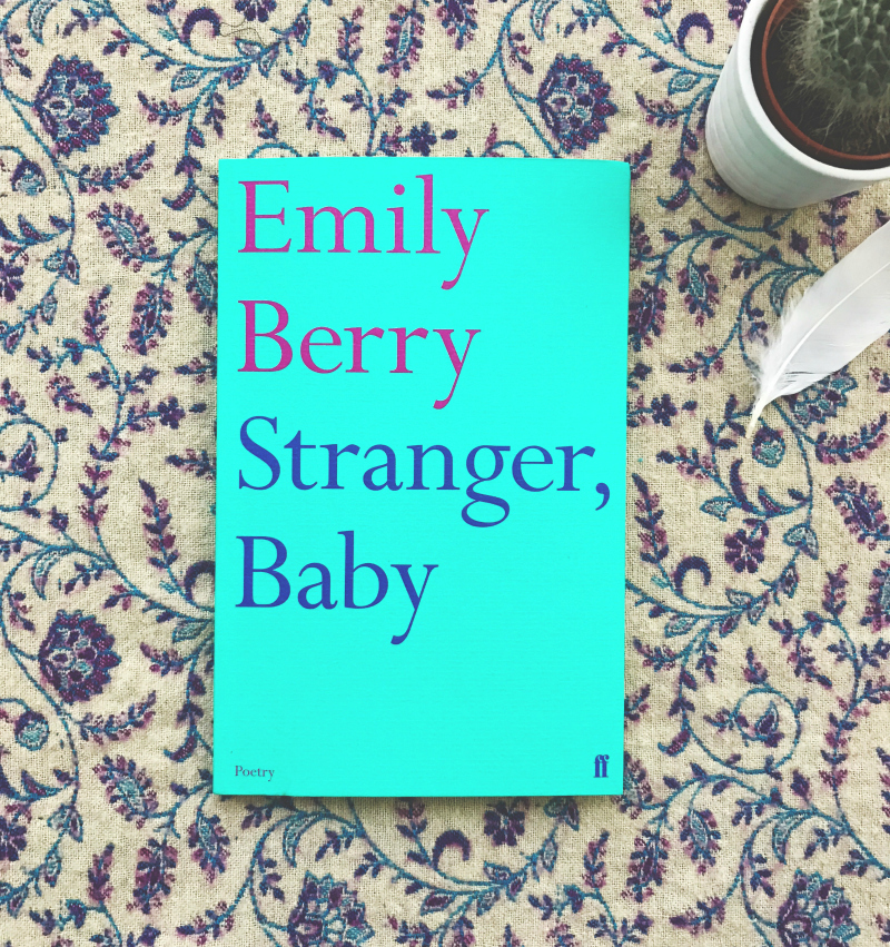 vivatramp book blog uk lifestle bloggers stranger baby emily berry