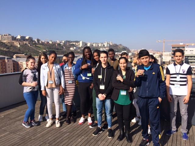 Des élèves de 3ème ont réalisé un stage de 3 jours à la Banque de France
