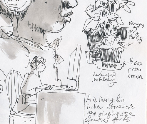 Sketchbook #102: Everyday Life
