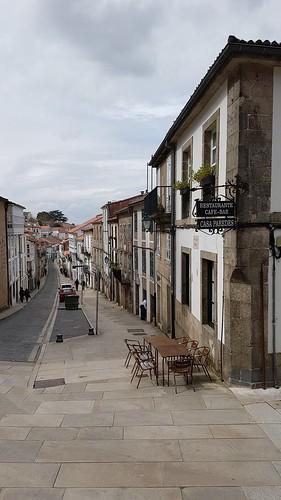 Pilgerreise: 28.3.-1.4. Santiago de Compostela