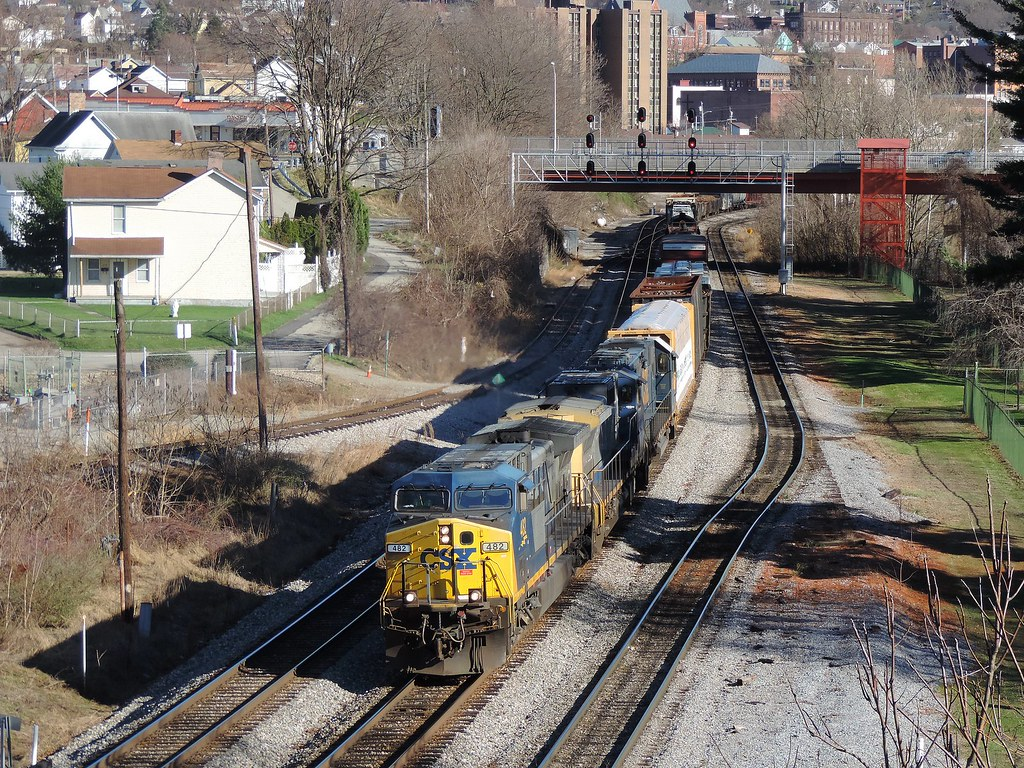 ... CSX 482 | by Trains & Trails