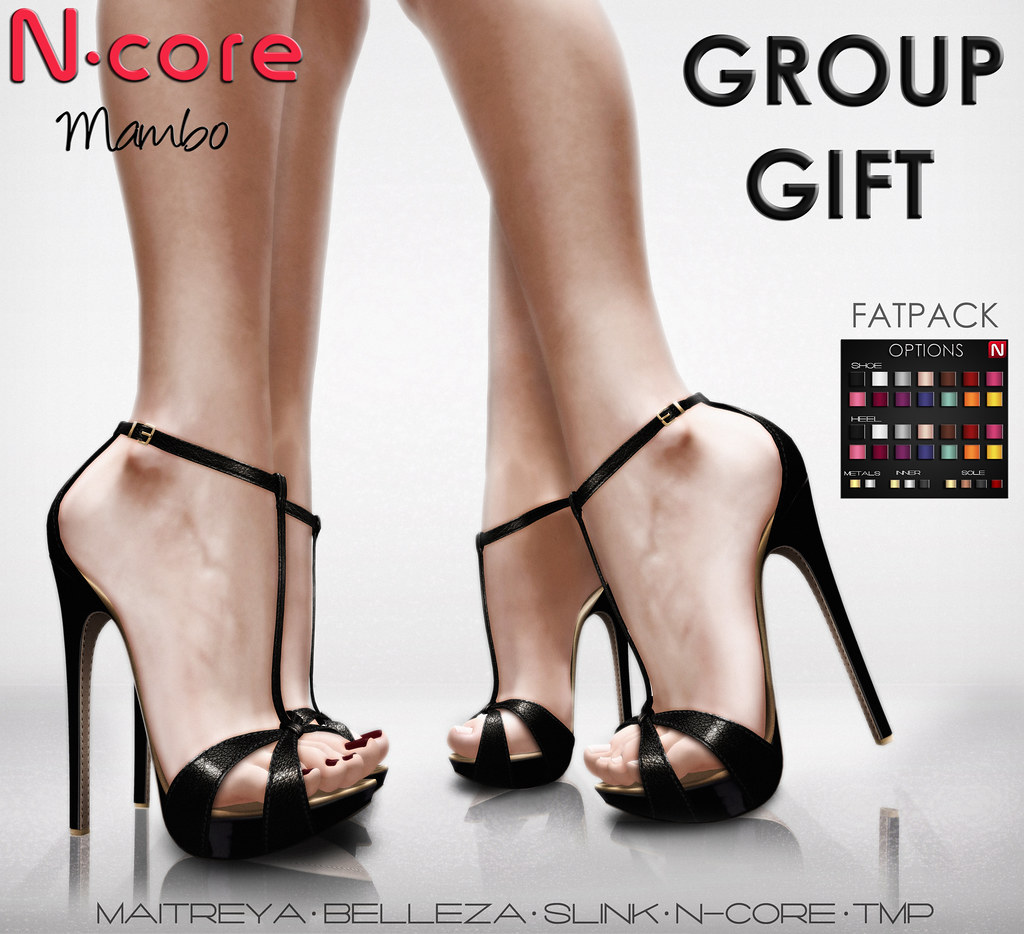 N-core MANGO -Group GIFT- (Coming in a few hours!)