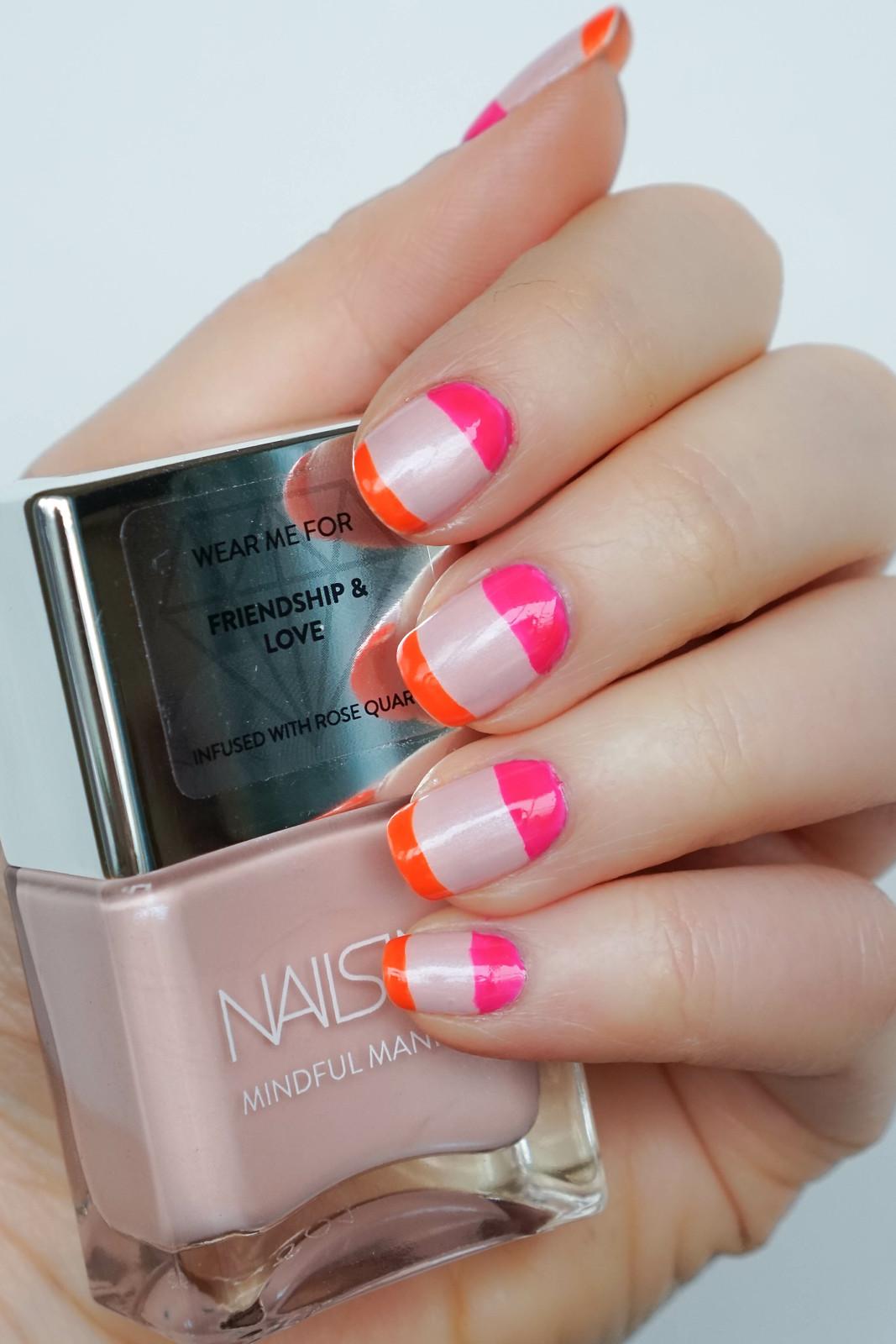 Crystal Infused Nail Polish   Nails Inc Mindful Manicure