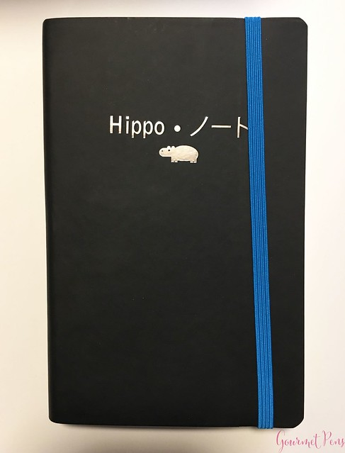 Review Hippo Noto Tomoe River Notebook on @Kickstarter 2
