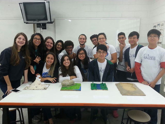 Aulas de geografia - ensino médio