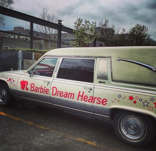 Kas norėtų tokios mašinos?
