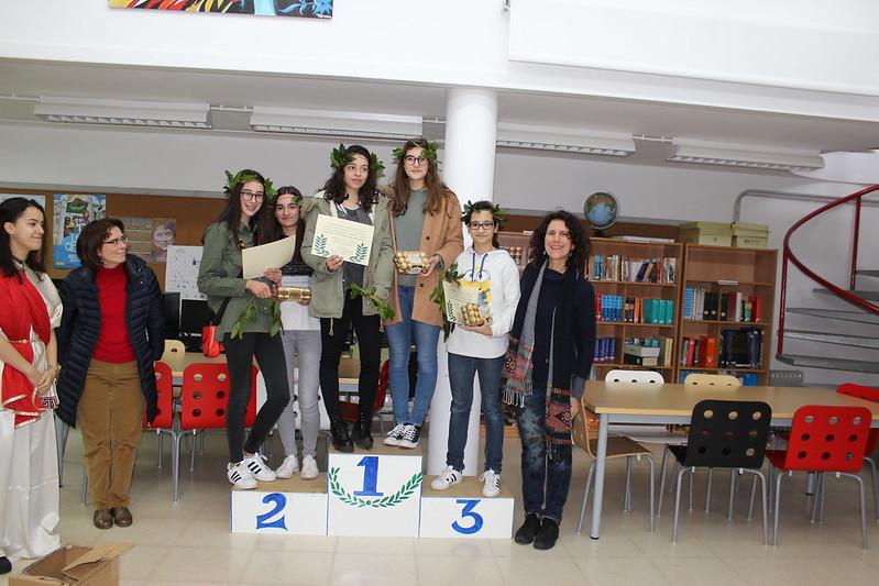 Entrega de premios Odisea 2017