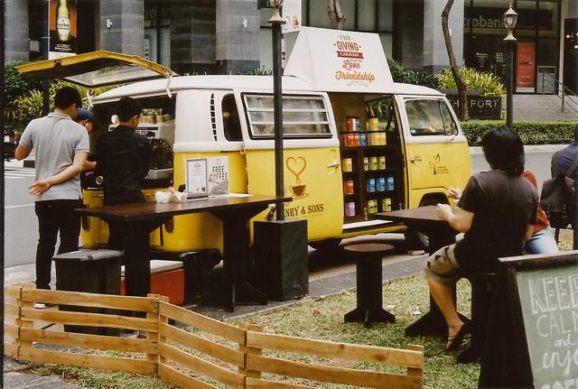 Coffee In A Van