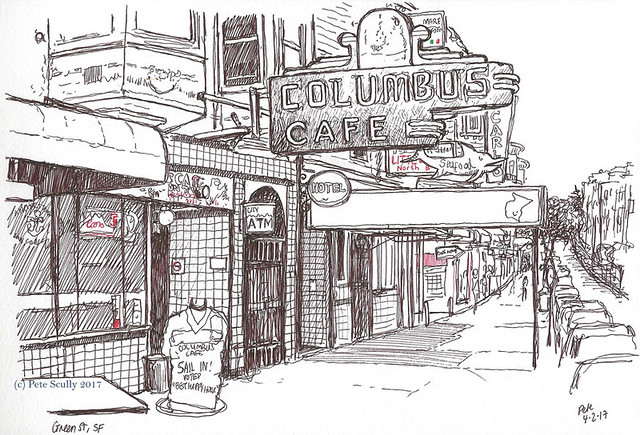 SF Columbus Cafe