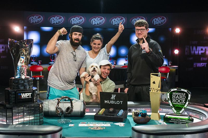 Monster poker tournament star slots free