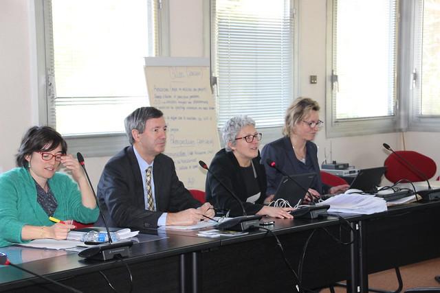 Vie lycéenne: le Conseil Académique de la Vie Lycéenne (CAVL) se réunit à Bordeaux