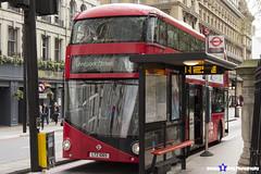 Wrightbus NRM NBFL - LTZ 1065 - LT65 - Liverpool Street 11 - Go Ahead London - London 2017 - Steven Gray - IMG_9320