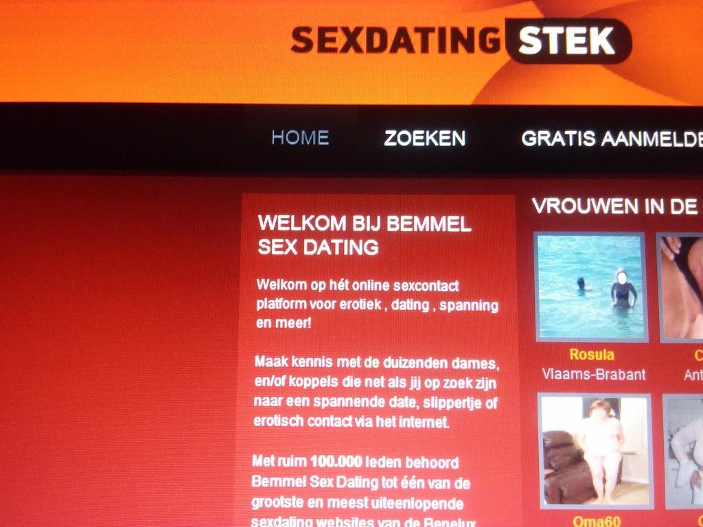 Dating-Website vlaams brabant