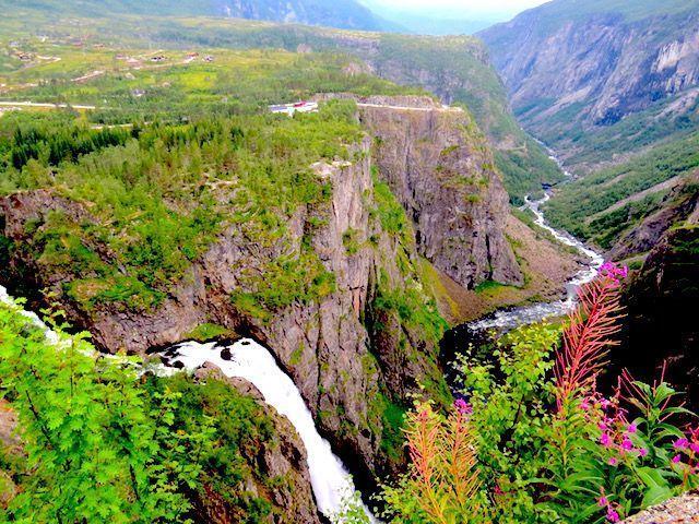 Ruta por el Fiordo Hardanger 7
