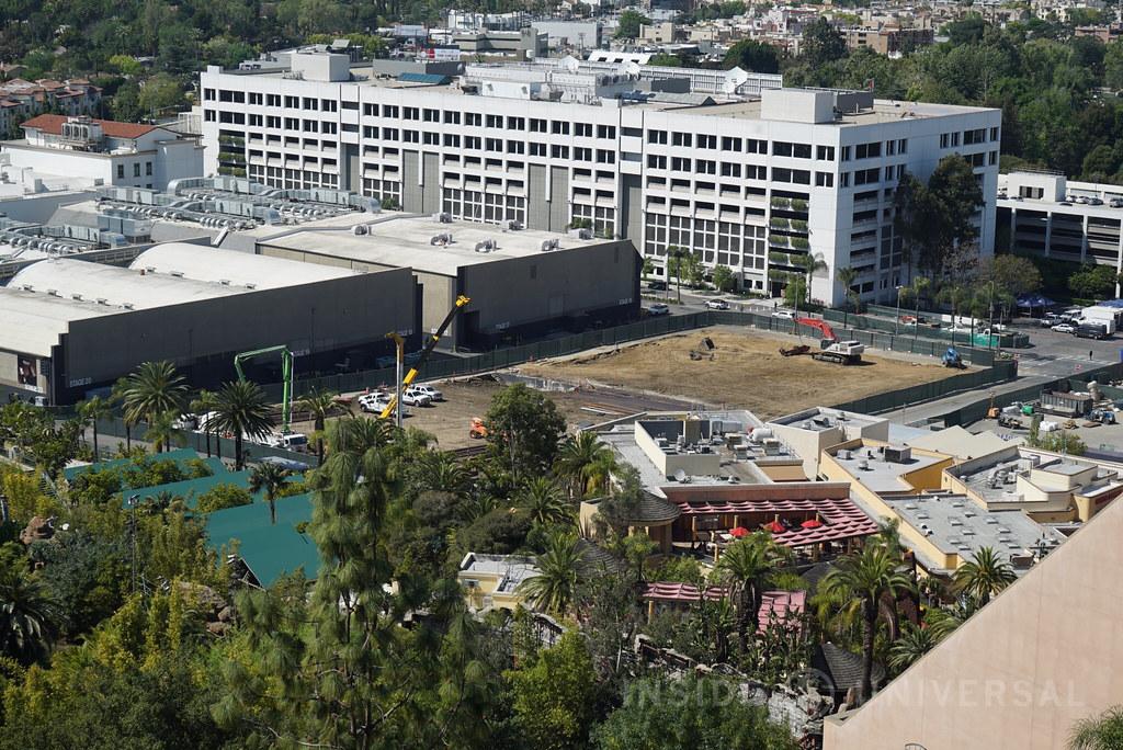 Photo Update: April 1, 2017 - Universal Studios Hollywood