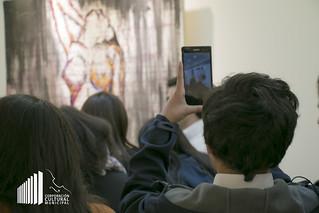 Visita 2º medios Colegio SAH