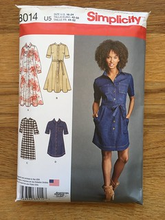 Simplicity 8014 | by patternandbranch