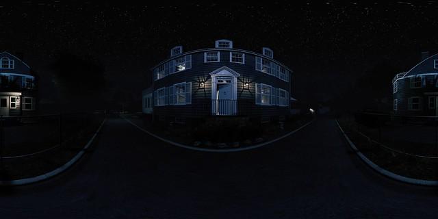 Amityville Exterior