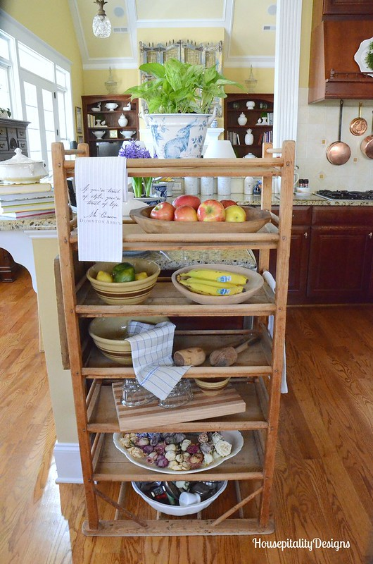 Vintage Baker's Rack-Housepitality Designs