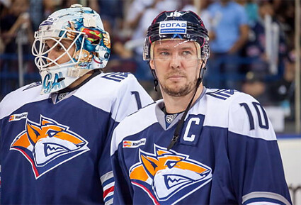 Artyom Zagidulin and Sergei Mozyakin