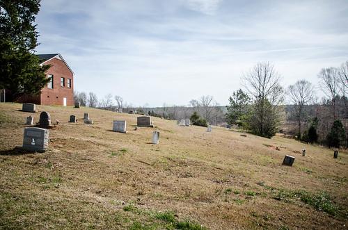 St. John Baptist Church and Cemetery-003