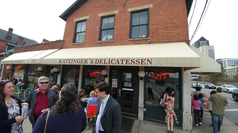 Katzinger's Delicatessen