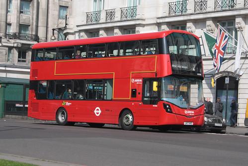Arriva London HV306 LK17AHD