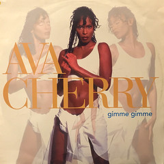 AVA CHERRY:GIMME GIMME(JACKET A)