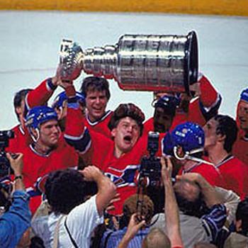 Lemieux Stanley Cup Montreal 1986