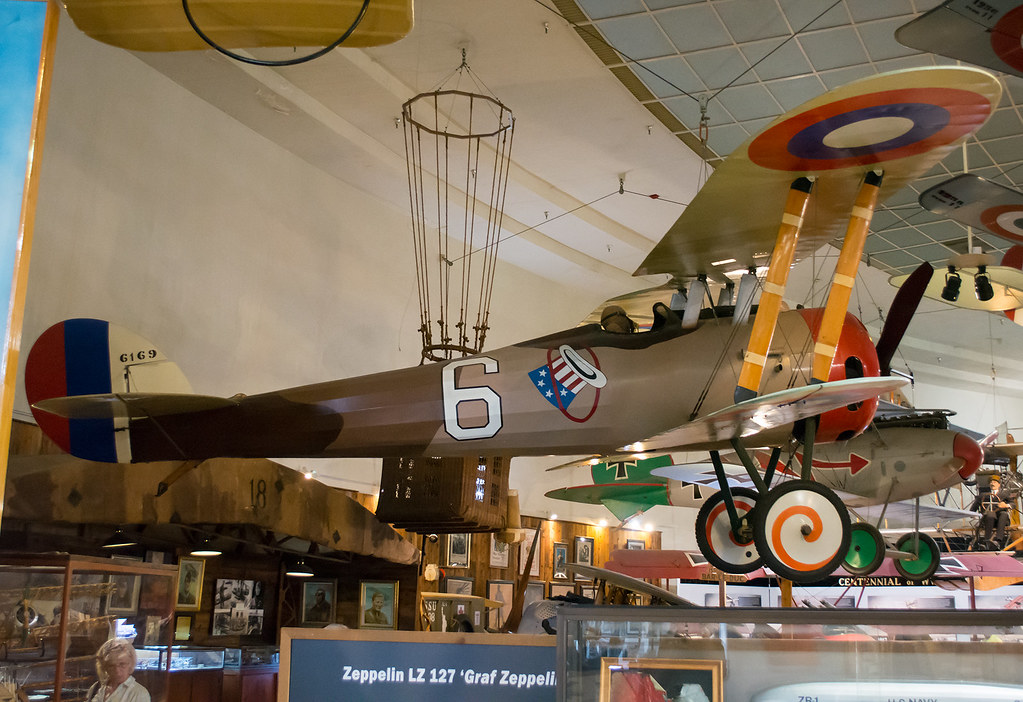 Nieuport 28 (Other Side)