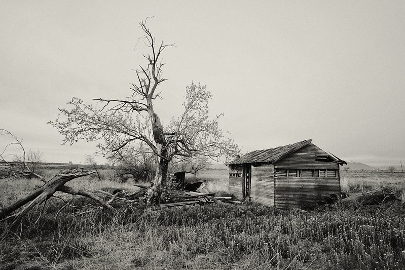 Roesch Photography Abandonment Rural Homes Salt Lake