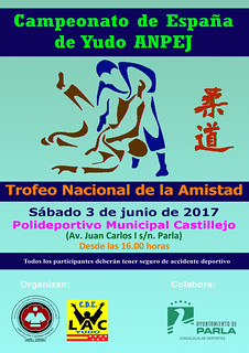 Cartel ANPEJ 17 | by CDE WLAC