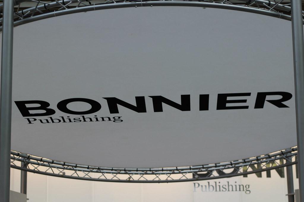 Bonnier Publishing - Frankfurt Buchmesse 2014