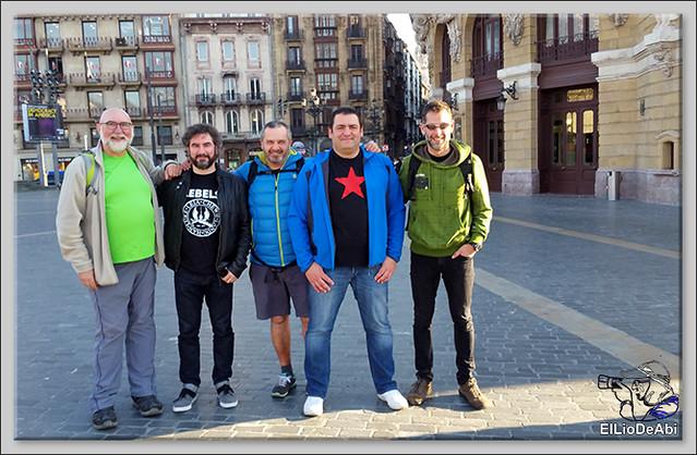 Gimkana Gastronómica por Bilbao 2