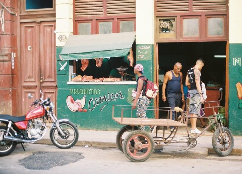 carnicería, centro habana | havana, cuba