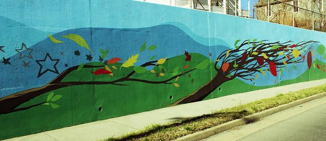 Dale Avenue Community Mural