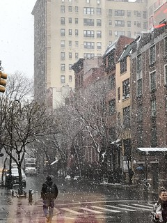 Snow on Waverly Place | by Otherstream