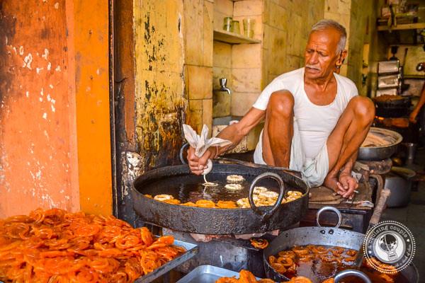 Jalebi India