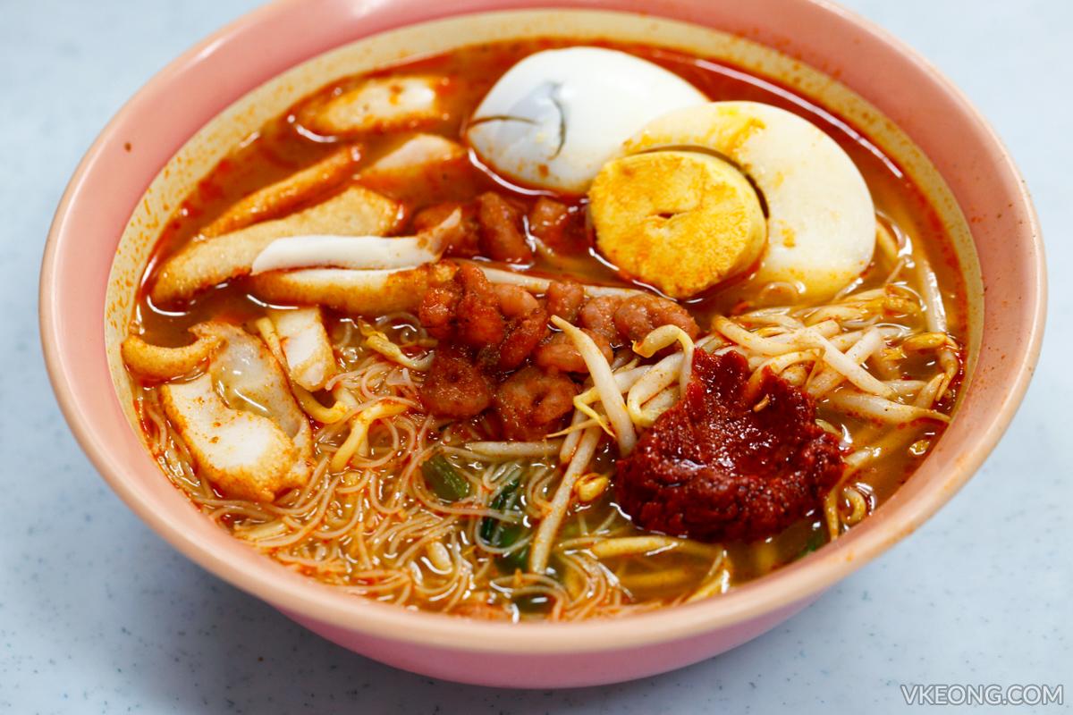 Sri Sinar Prawn Noodle