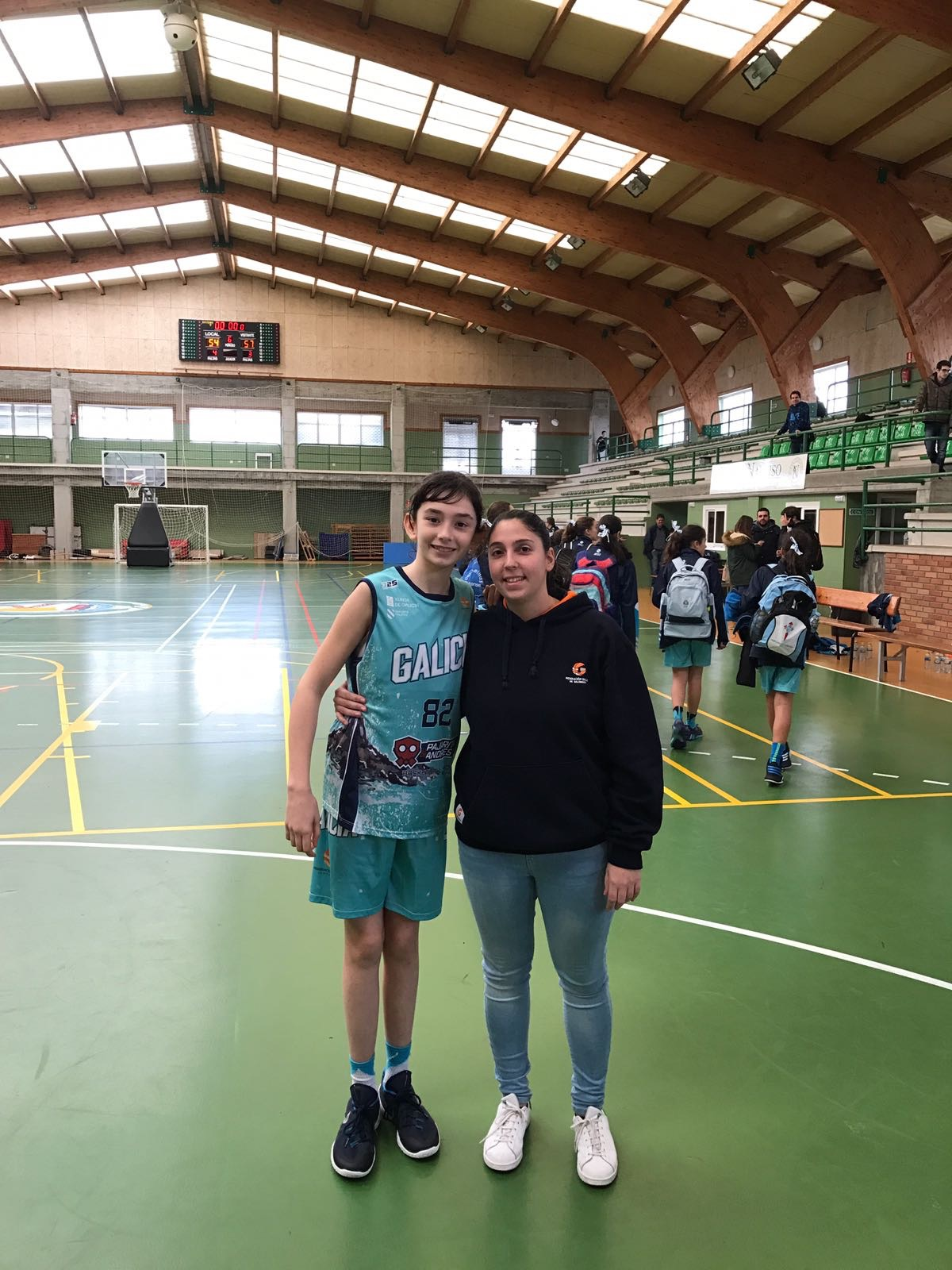 Lucía y Nacary