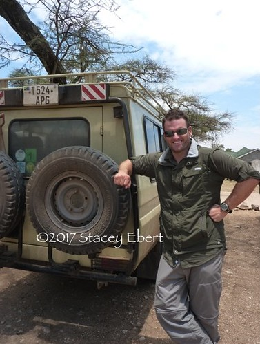 tent camping through Tanzania and Kenya. From Adventures in Camping