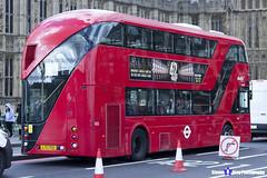 Wrightbus NRM NBFL - LTZ 1702 - LT702 - Not In Service - Abellio London - London 2017 - Steven Gray - IMG_8536