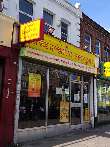 Shree Krishna Vada Pav, Harrow, London HA1