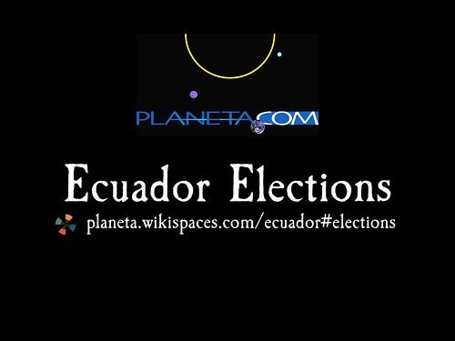 Ecuador Elections 04.2017